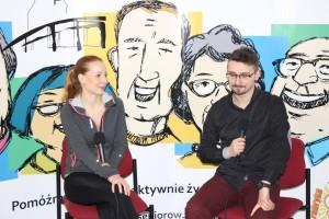 Wywiad z Małgorzatą Goszczyk
